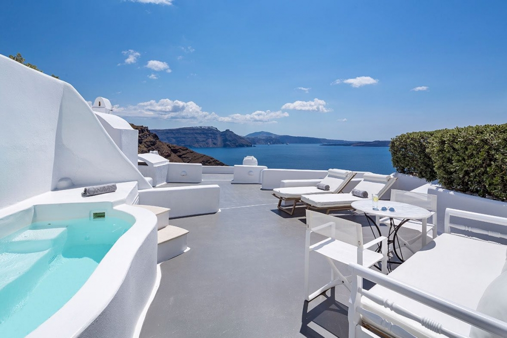 Canaves Oia Luxury Resorts And Villas Santorini