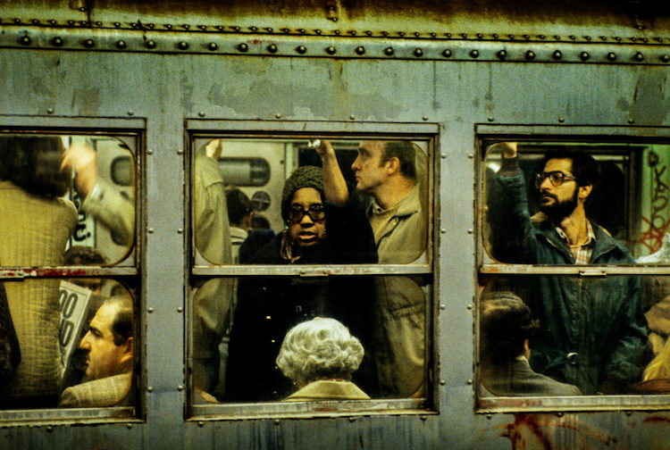 Vintage Photos Reveal The Gritty NYC Subway In 70s And 80s