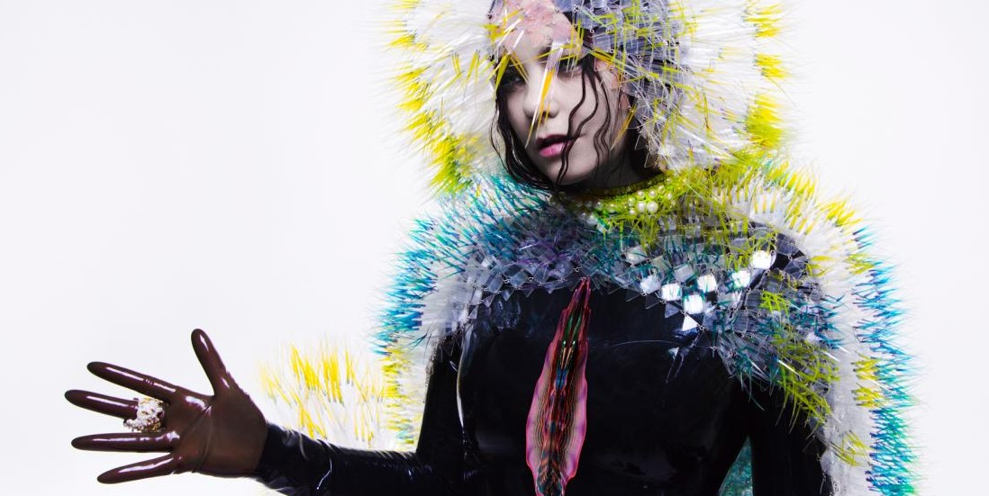 "NEW BJÖRK ALBUM COMING ""VERY SOON"""