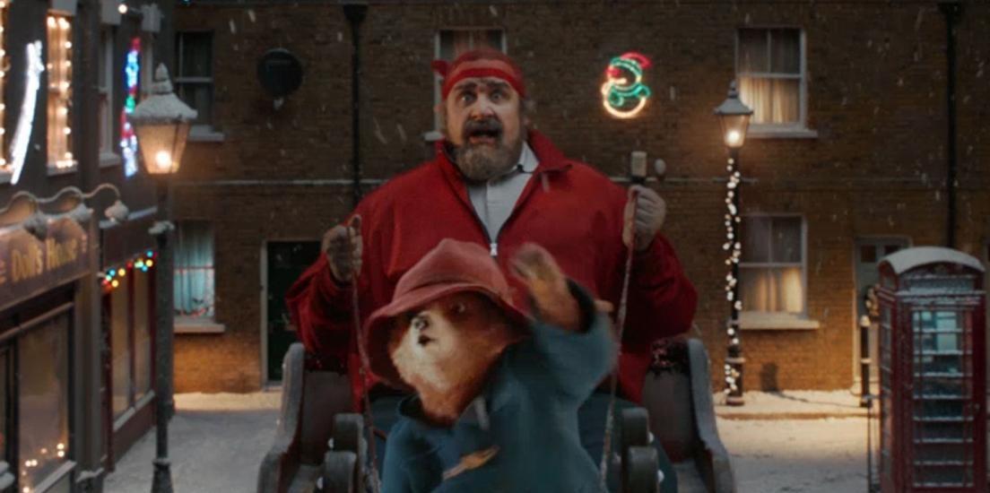 M&S Christmas TV Ad 2017 | Paddington & The Christmas Visitor