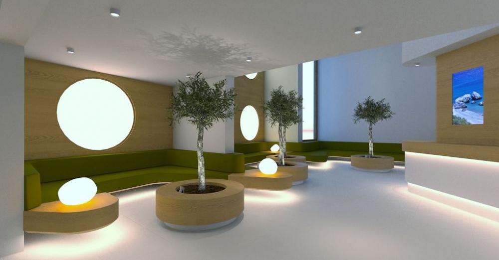 A real eco friendly hotel on Crete island.
