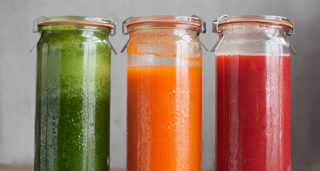 The Best-Ever Detox Juices