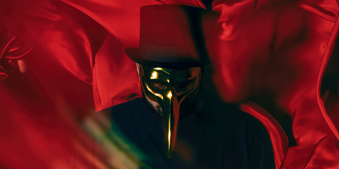 Claptone – Stay The Night (feat. Tender)