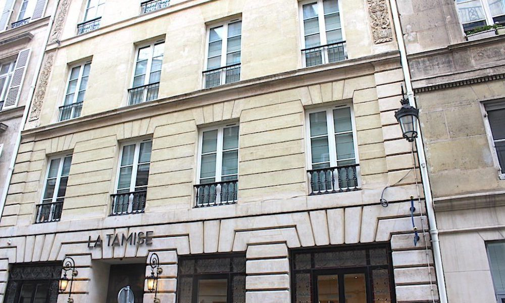 The La Tamise Hotel, Paris
