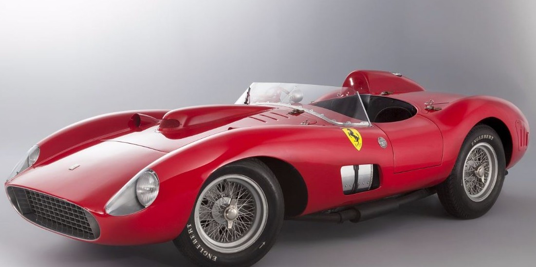 Ten Most Expensive Cars that Auctioned
