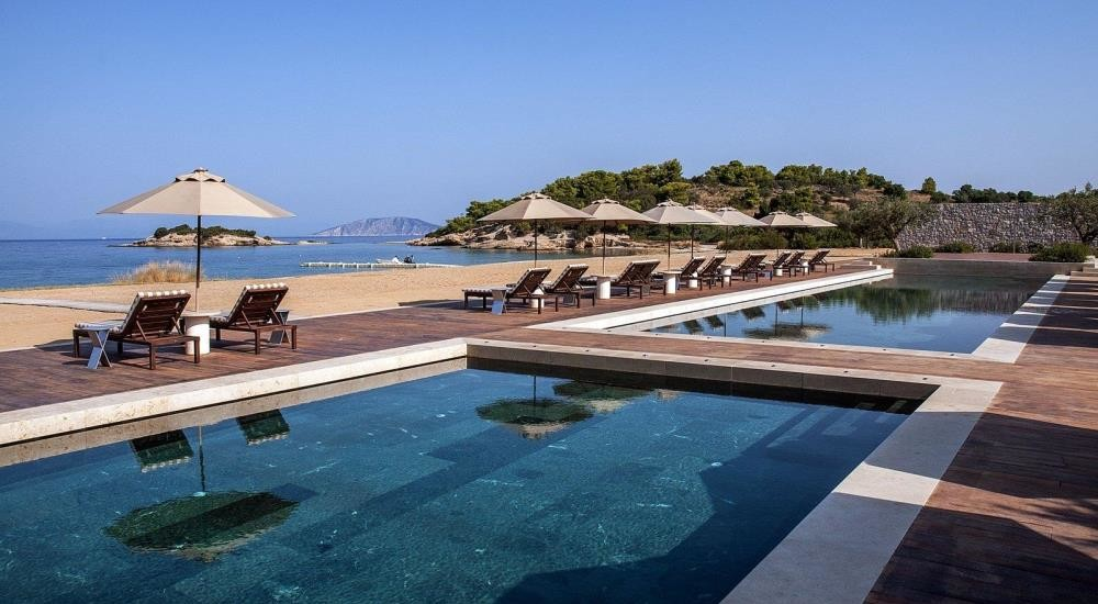 EAST PELOPONNESE, GREECE  Amanzoe