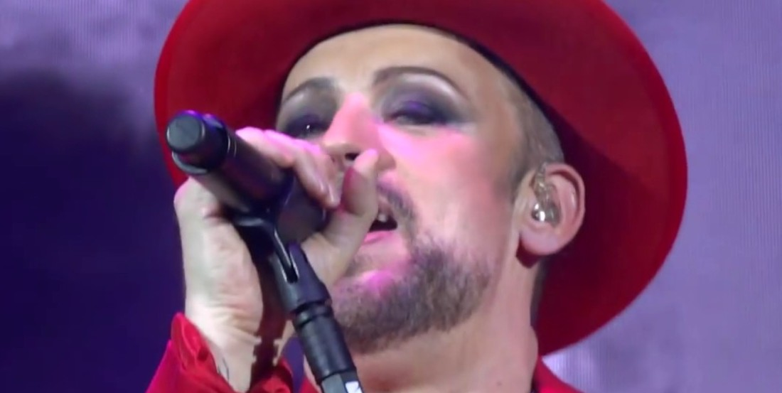 Boy George & Culture Club release first new song in 20 years