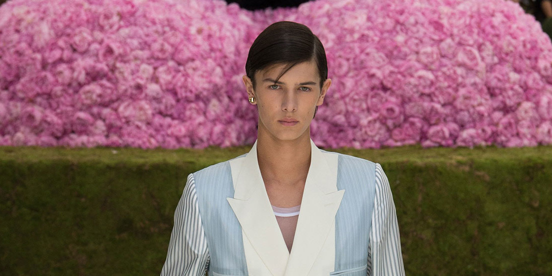 Dior Homme Spring/Summer 2019 Menswear Collection