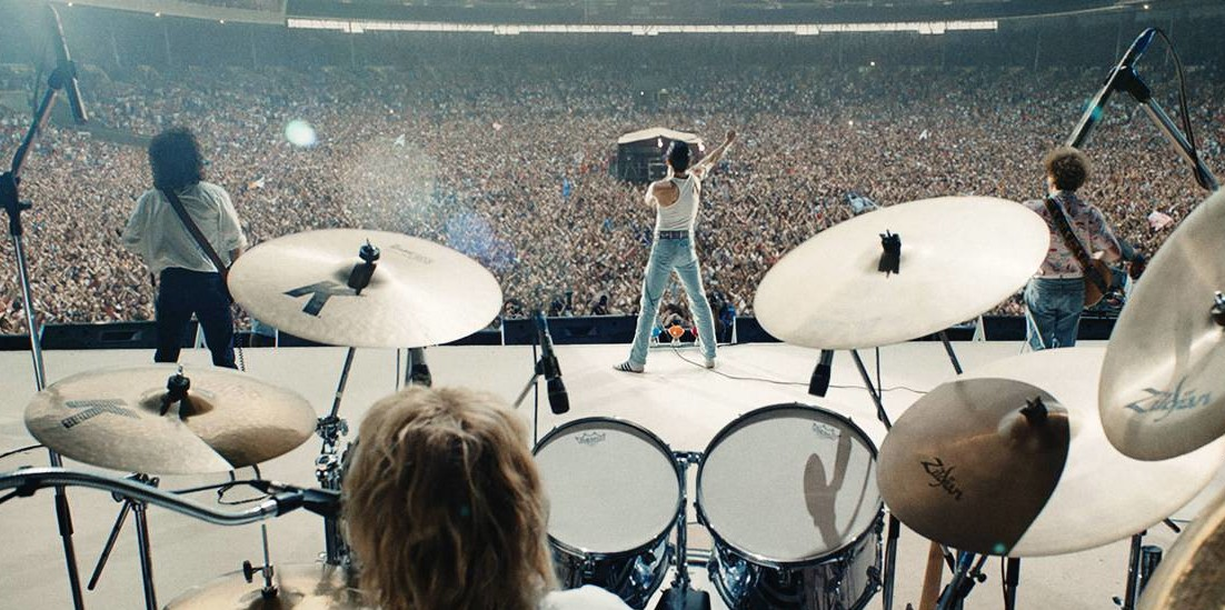 Rami Malek Rocks as Freddie Mercury in 'Bohemian Rhapsody'