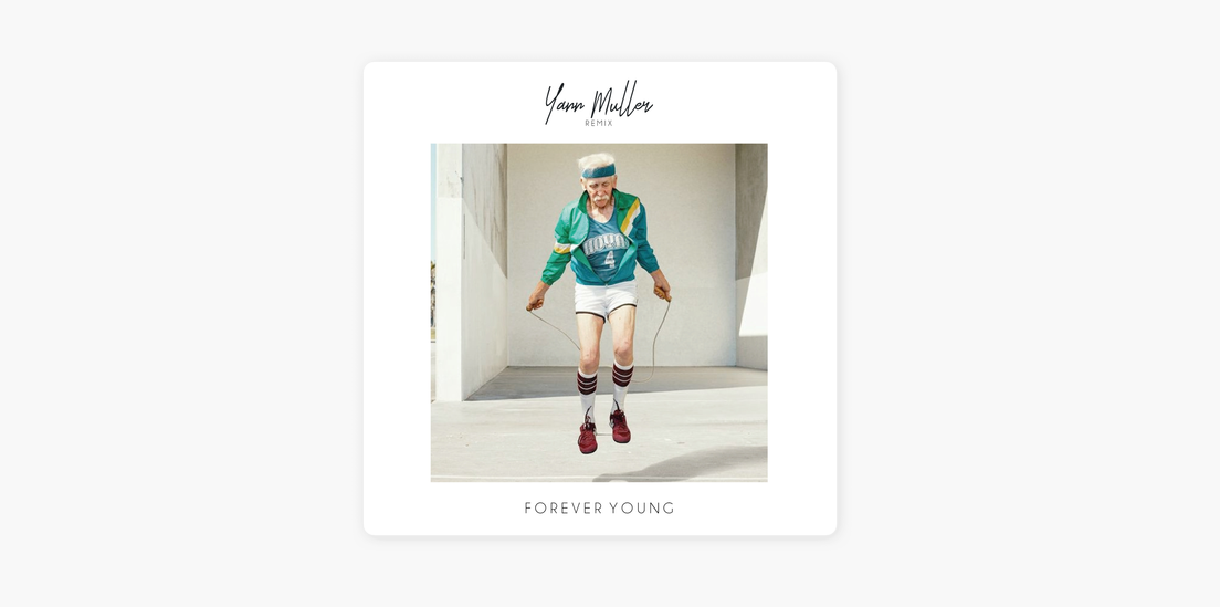 track of the day/Yann Muller Mark Fossen – Forever Young (Yann Muller Remix)