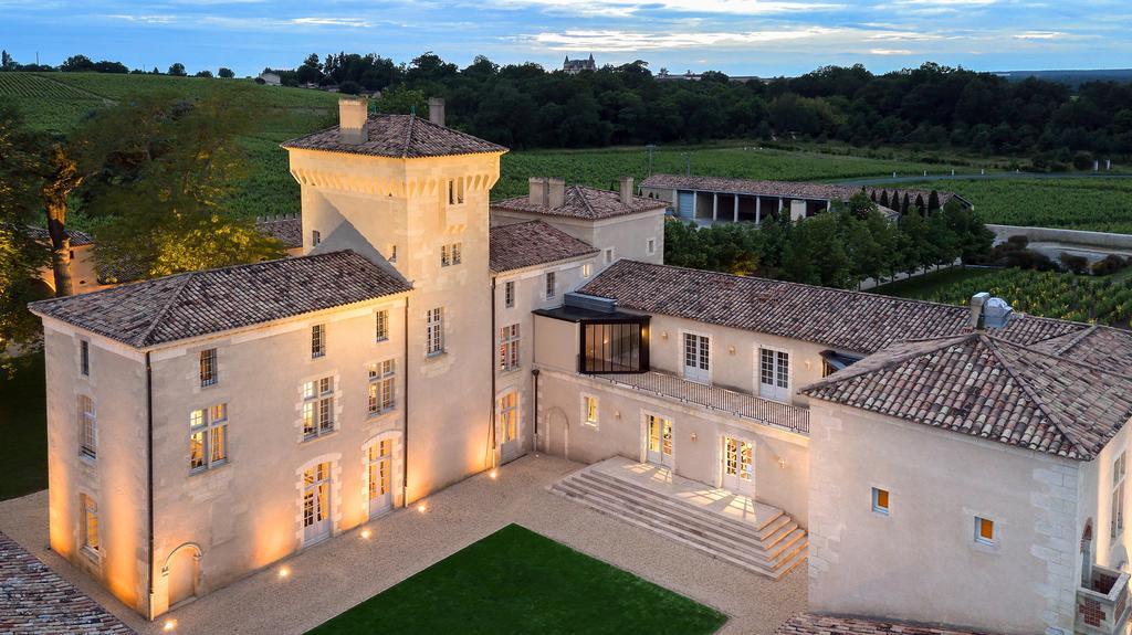 Château Lafaurie Peyraguey — Bommes, France