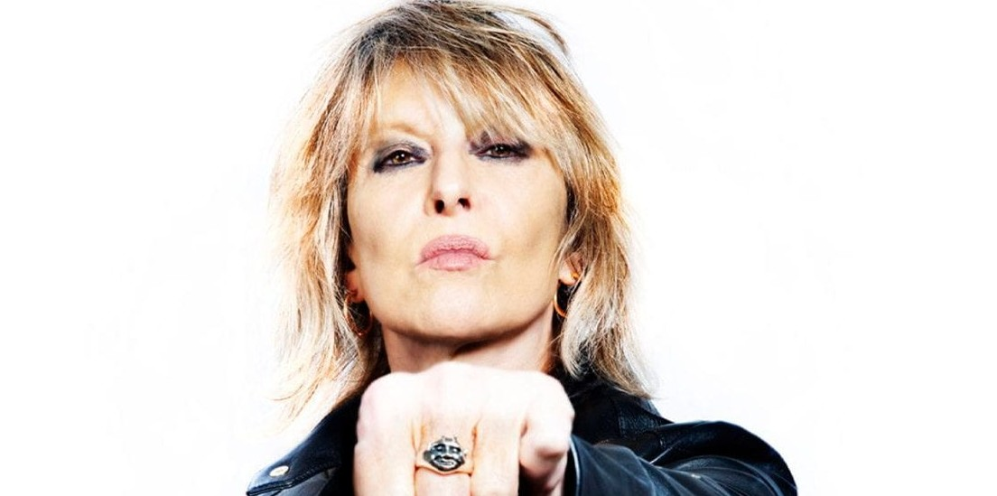Chrissie Hynde – Caroline, No & You Don't Know What Love Is