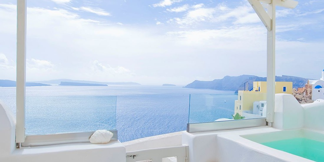 Oia Collection Luxury Santorini Villas.