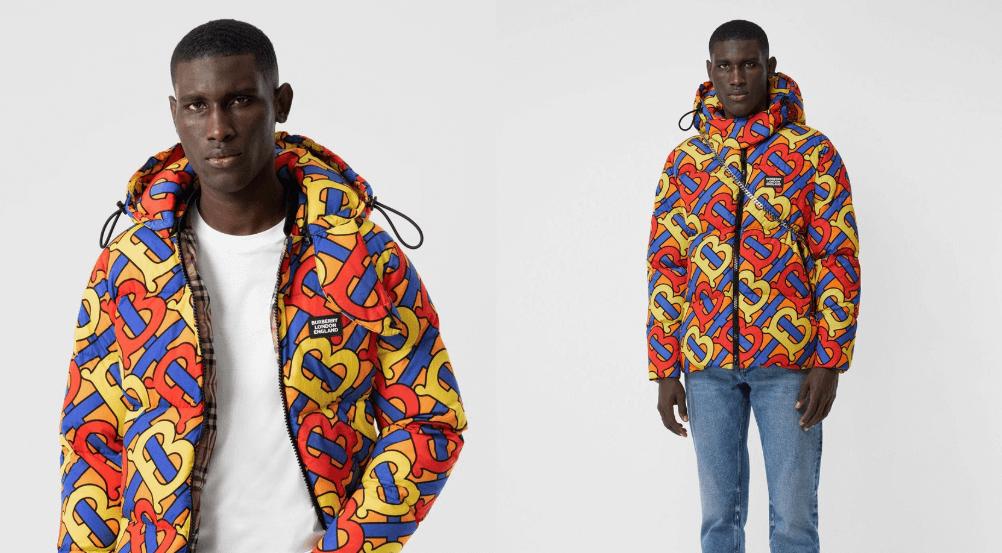 """Burberry: Το νέο """"B"""" του οίκου στο πρώτο φουσκωτό μπουφάν"""