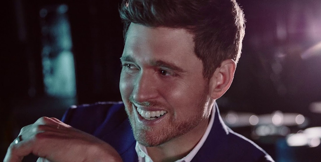 track of the day/Michael Bublé – L.O.V.E.