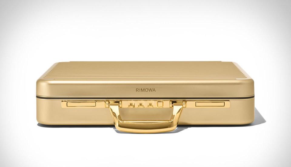 RIMOWA GOLD ATTACHE