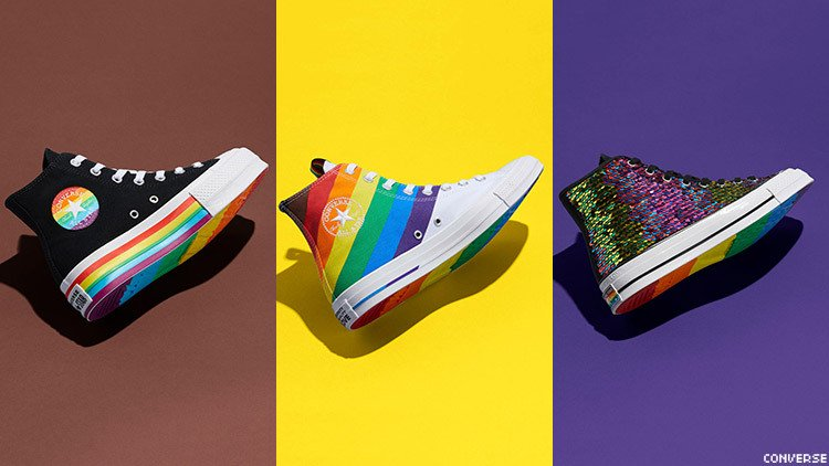 Converse and Nike Just Revealed Their