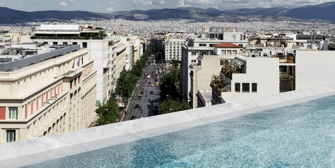 Athens Capital Hotel: The first MGallery hotel in Greece opens in the heart of the city centre