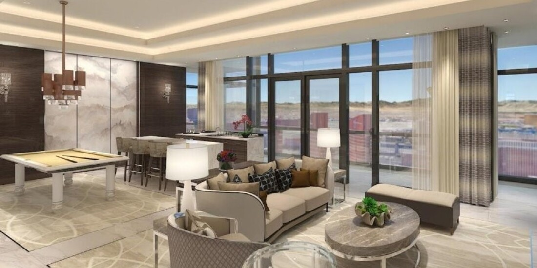 Hilton to open in Las Vegas its first hotel under its LXR Hotels luxury brand