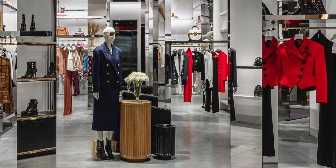 Balmain opens new store in New York, NY