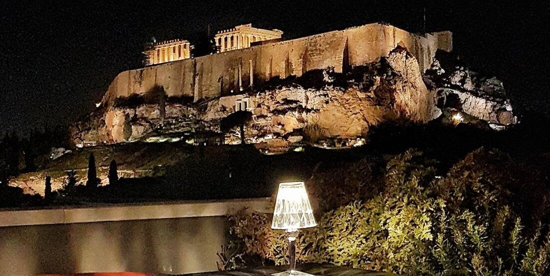 The best hotels in Athens with an Acropolis view for 2020