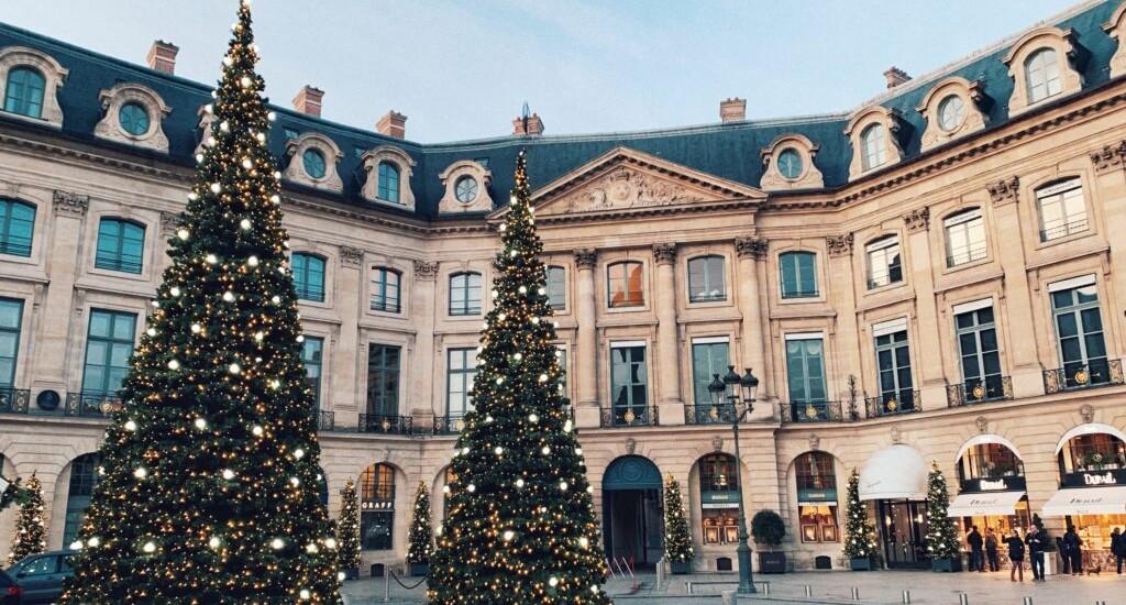 Ritz Paris Christmas 2020: The festive activities of the historic hotel