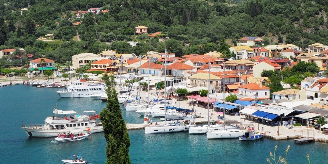 Crystal Clear Waters and Secret Coves Await You at Syvota