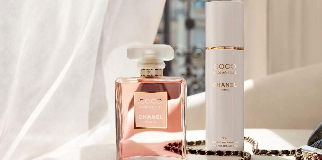 Chanel Coco Mademoiselle Collection Été