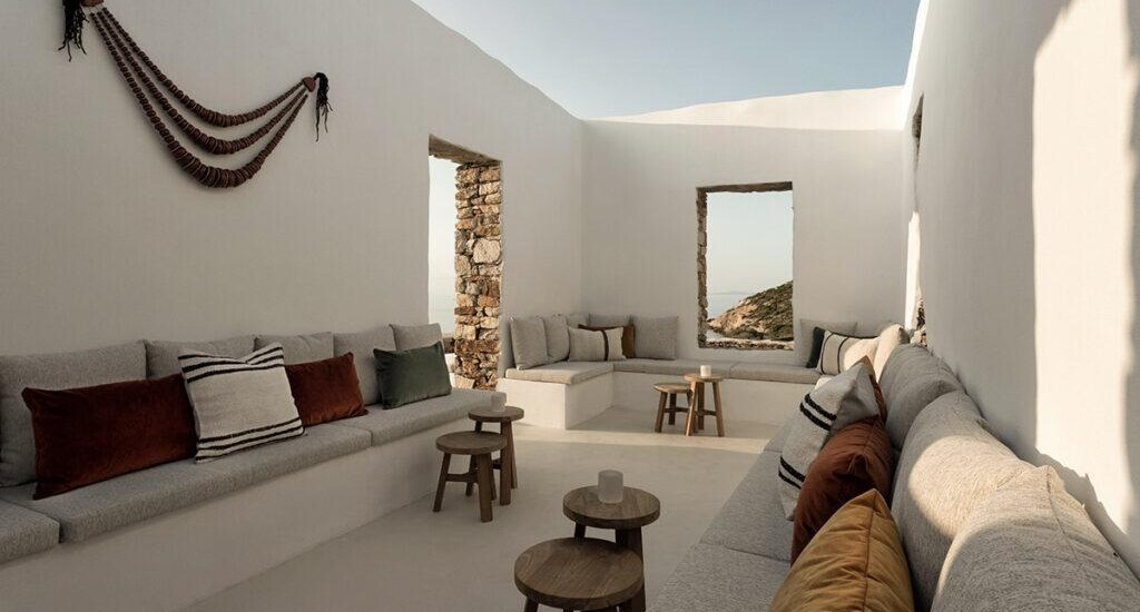 The Rooster Hotel Antiparos is among the coolest hotel openings in Greece for 2021