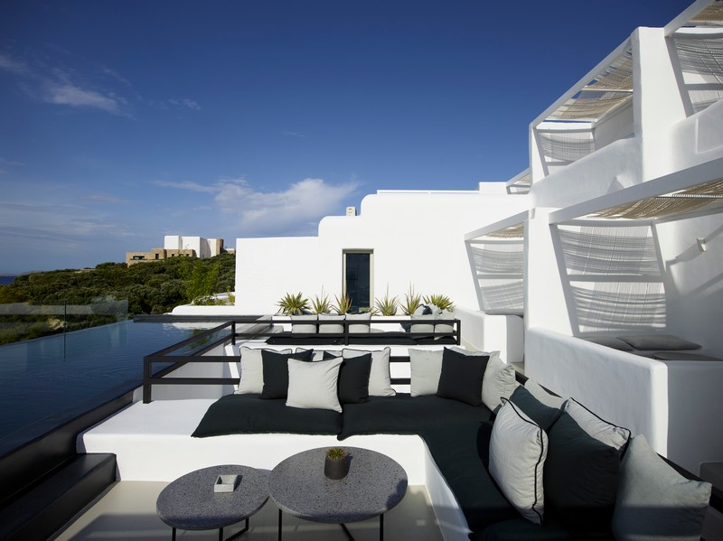 Nimbus Mykonos is bringing a luxurious touch to Cycladic minimalism
