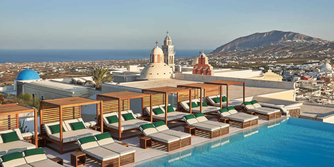 Katikies Hotels: Opulence And Luxury On Santorini, Greece