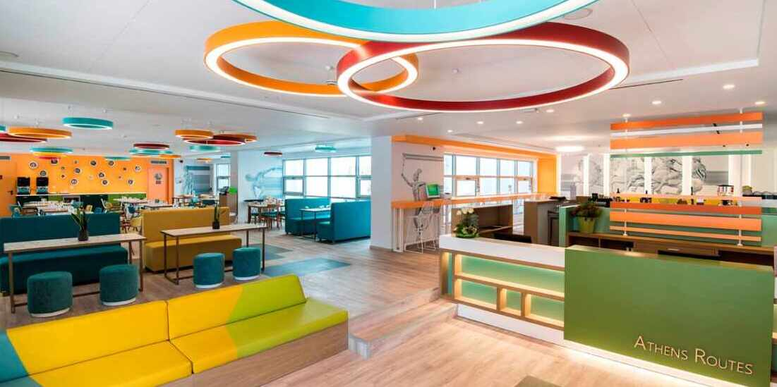 Cool and colourful Ibis Styles Athens hotel is welcoming guests again downtown